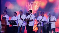 Ganjar Ajak Menhub dan Menaker Ngejam Bareng di dHot Music Day