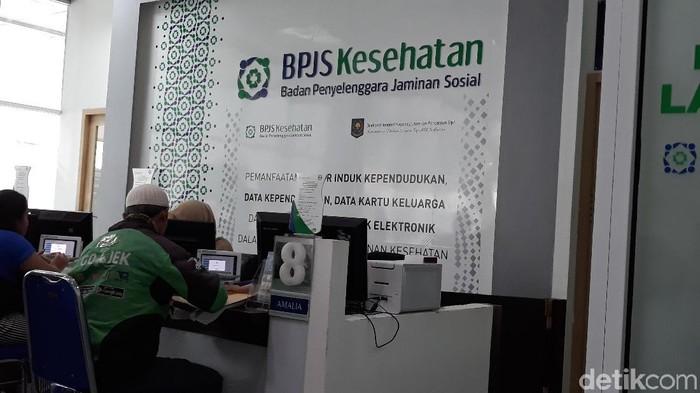 BPJS Kesehatan. Foto: Bagus Prihantoro Nugroho/detikcom
