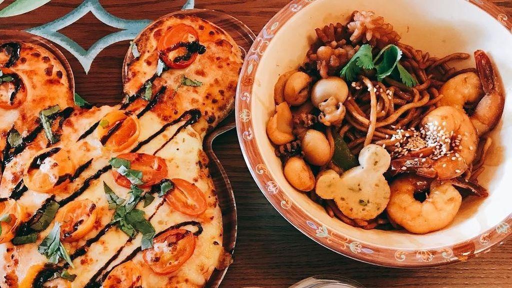 Mie Mickey Mouse hingga Dimsum Olaf, Ini Makanan Menggemaskan dari Disney Resort