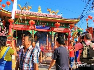 Pemkot Singkawang Tiadakan Festival Cap Go Meh Tahun Ini