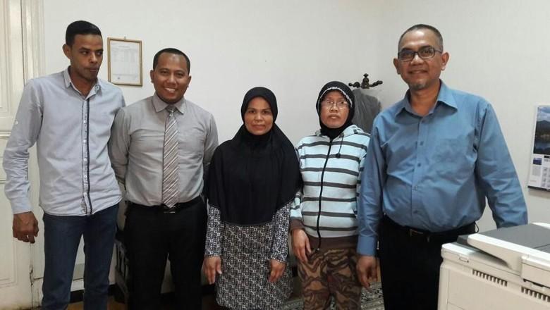 Dapat Perlakuan Kasar dari Majikan, 2 WNI Dipulangkan KBRI Kairo