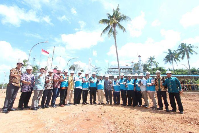 Foto: PLN Siap Penuhi Listrik Industri dan Pariwisata Bintan (Dok. PLN)