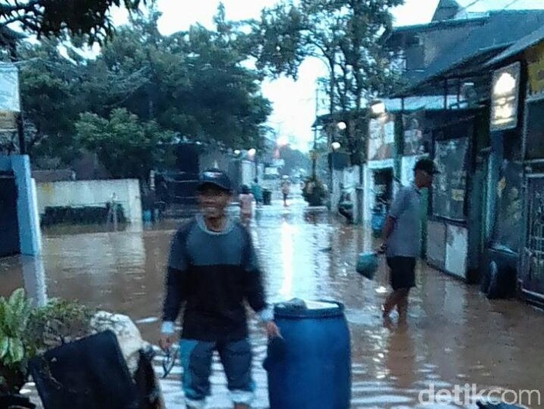 17 Titik di Bandung Rawan Banjir