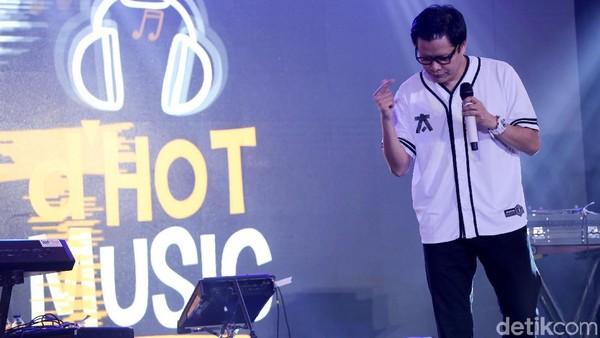Di dHot Music Day, Armand Maulana Bicara Harapannya untuk Musik Indonesia