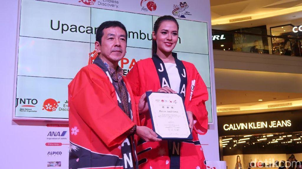 Jadi Brand Ambassador, Raisa Bakal Liburan ke Tokyo & Sapporo