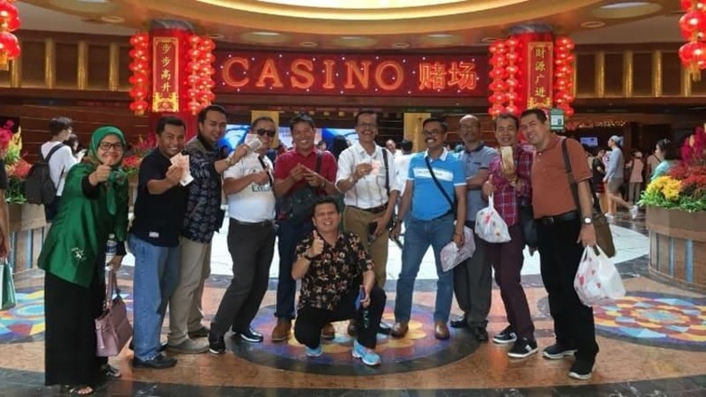 Kemendagri: Anggota DPRD Limapuluh Kota Tak Judi di Kasino, Cuma Foto