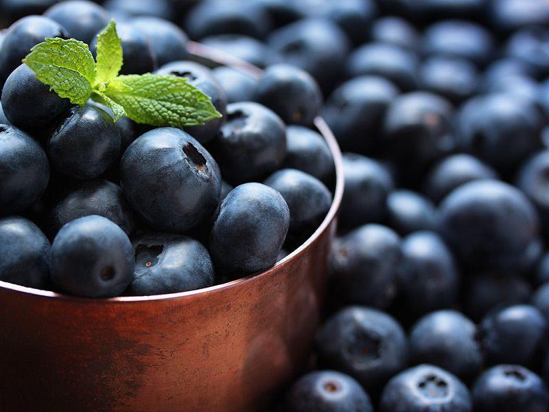 Bukan Sembarang Lapisan, Bubuk Putih pada Blueberry Ini Punya Fungsi Penting