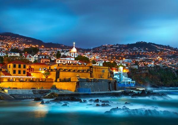Cantik sekali ya, Madeira! (Thinsktock)