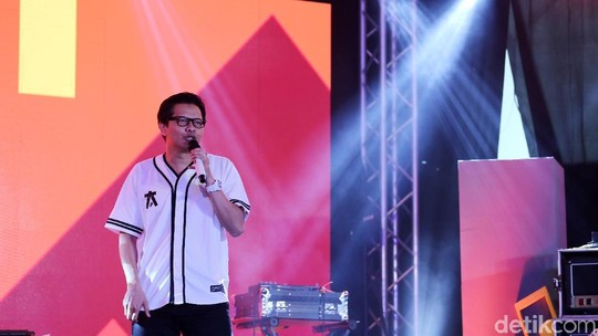 Pesan Armand Maulana Bagi Musik Nasional