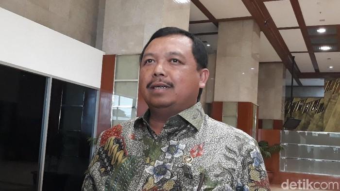 Anggota DPR RI Fraksi Demokrat Herman Khaeron