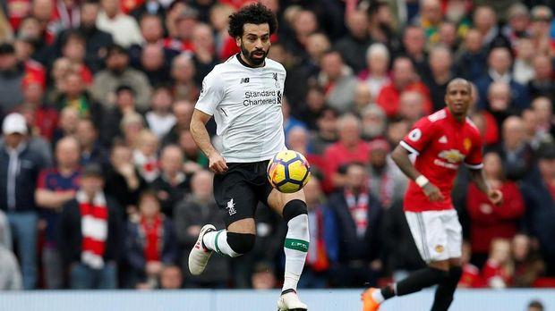 Mohamed Salah masih belum mendapat peluang emas.