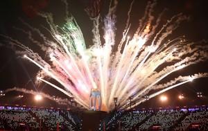 Meriahnya Pembukaan Paralympic Winter Games 2018
