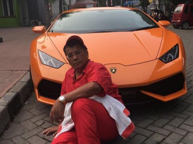 Lamborghini Hotman Paris Masuk Bengkel Gara-gara Nganggur, Kok Bisa?