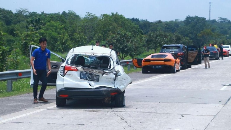 Ini Cerita Sebelum Tragedi Kecelakaan Turing Lamborghini Foto: dok. Lamborghini