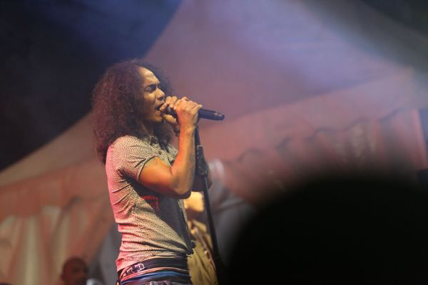 Slank Sempurna Tutup Konferensi Musik Indonesia 2018 di Ambon