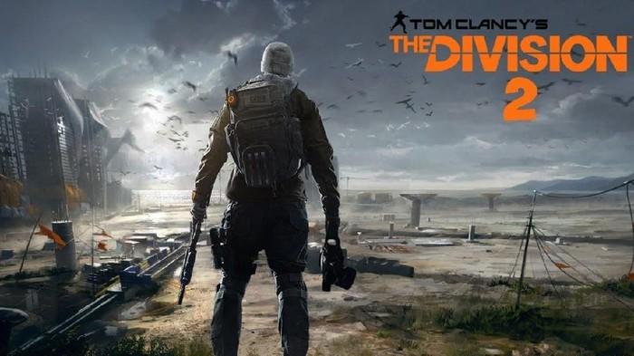 Ubisoft menyiapkan sekuel dari The Division. Foto: istimewa