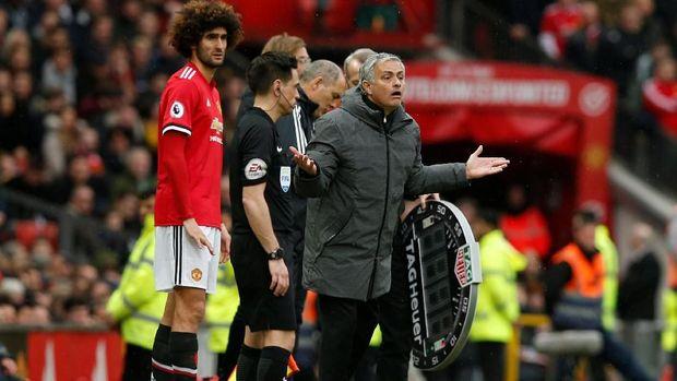 Jose Mourinho tidak akan melakukan rotasi dalam laga krusial di pekan ketiga April 2018.