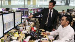 Senada Bursa Asia, IHSG Positif