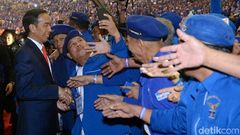 PKS-Gerindra Dinilai Was-was Jika Demokrat Merapat ke Jokowi