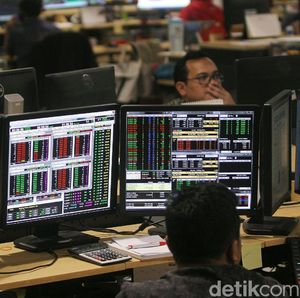 OSO Securities: IHSG Berpeluang Menguat
