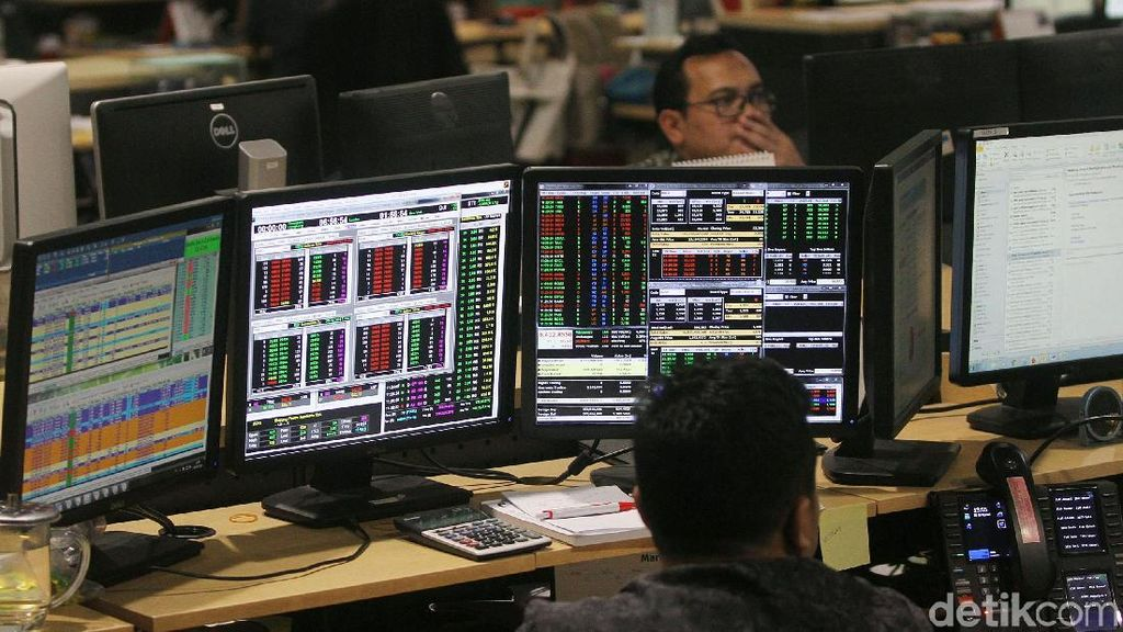 Oso Securities: IHSG Diperkirakan Rebound