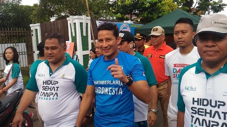 Sandiaga: Equestrian Park untuk Asian Games 2018 Sudah 95 Persen