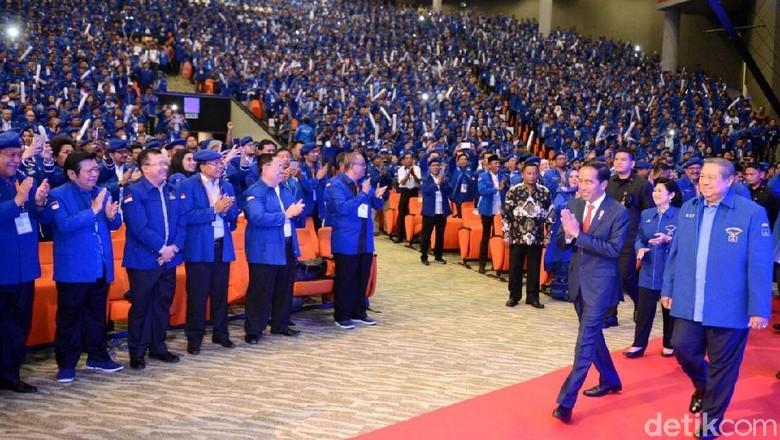 Demokrat Izinkan Kader Papua Dukung Jokowi
