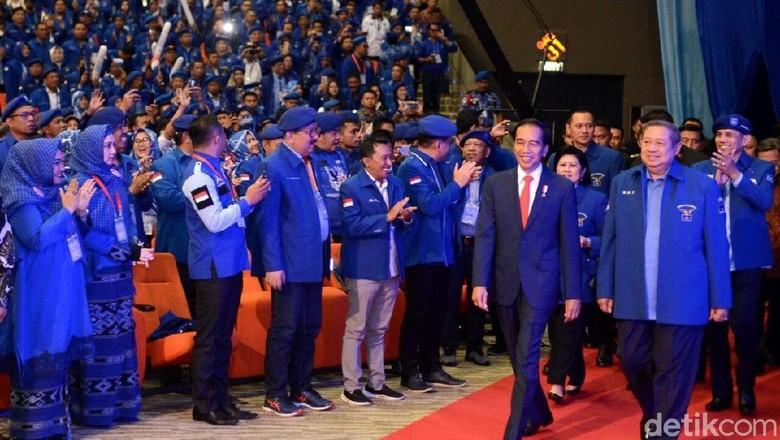 SBY Dulu Doakan Jokowi, Kini Bicara Pemimpin Baru