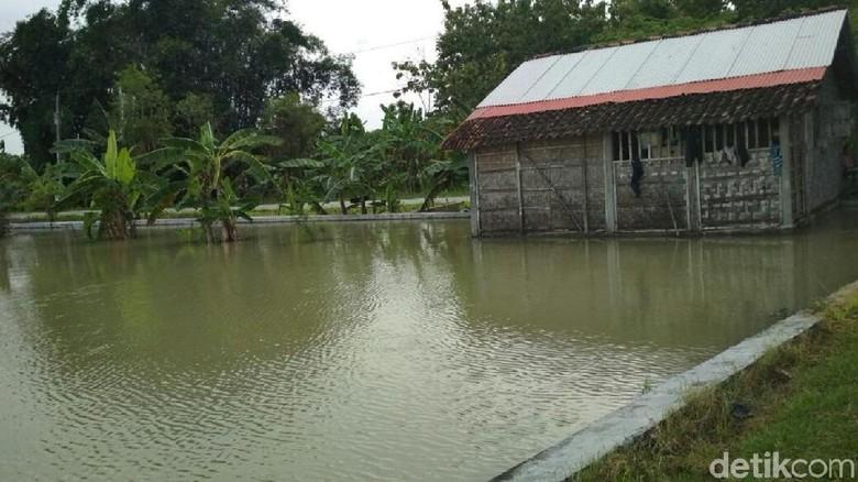 5 Desa di Kecamatan Godong Grobogan Banjir