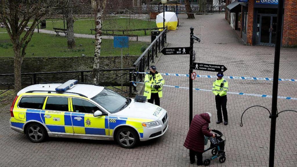 Detik-detik Polisi Inggris Bongkar Kejahatan Terorganisir Lintas Negara