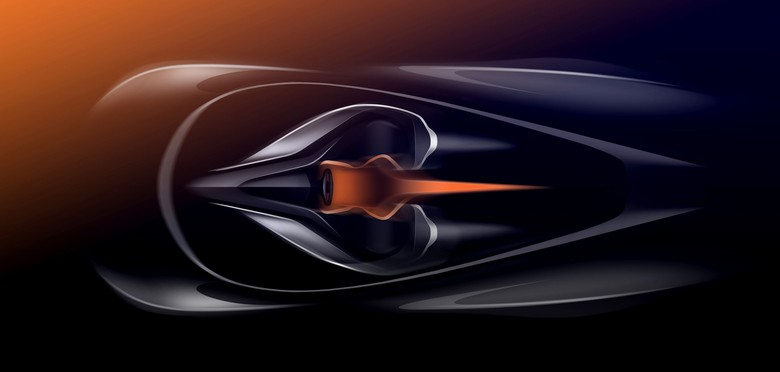 McLaren Pamer Mobil Balap Jalanan yang Tembus 391 Km/Jam Foto: dok. McLaren