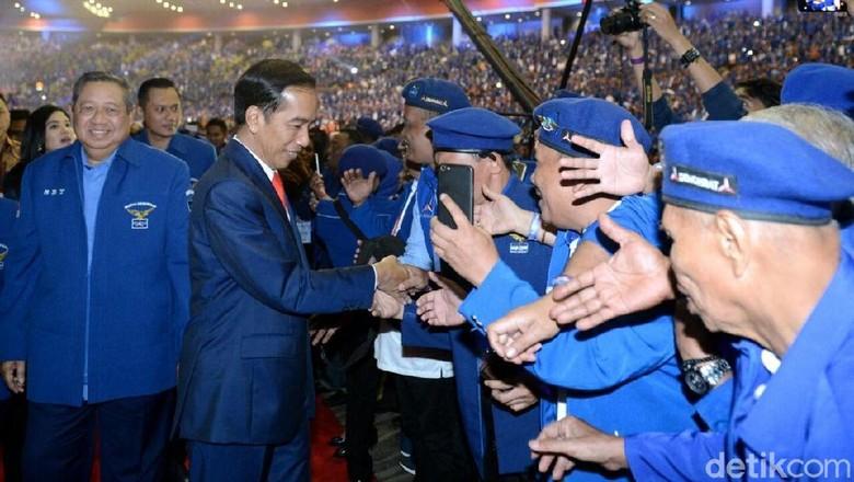 Duet Jokowi-AHY Sulit Jadi Nyata, PKS-Gerindra Dinilai Reaktif