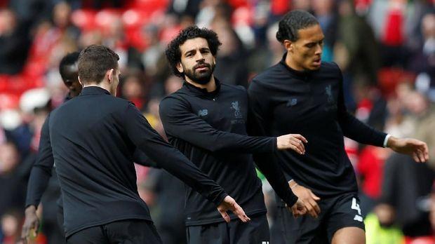 Liverpool tak mau terburu-buru dalam membangun serangan.