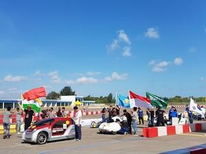 Mahasiswa Indonesia Sabet Penghargaan Lomba Mobil Hemat Energi
