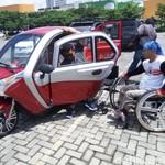 Mobil Listrik Buatan China Diuji di Solo
