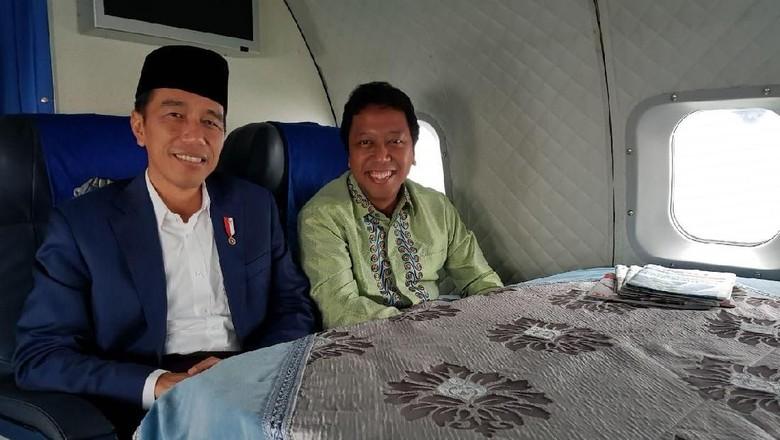Rommy Sebut Warga NU Pantas Berharap Cawapres Jokowi dari Nahdliyin