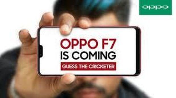 Oppo F7 Usung Layar Penuh dan Kamera Selfie Mumpuni