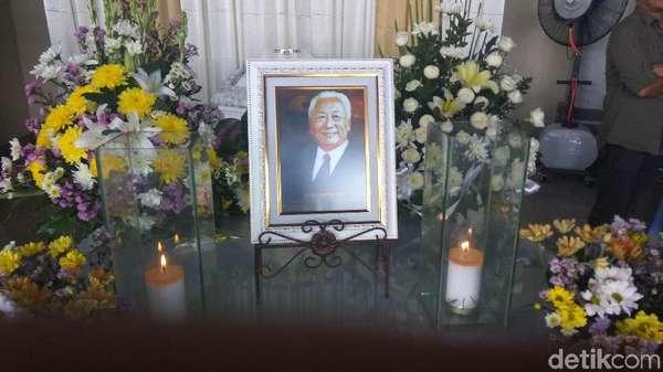 Jenazah Hari Darmawan Disemayamkan di Rumah Duka di Denpasar