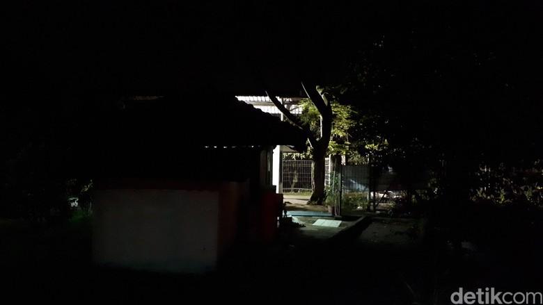 Begini Suasana Lokasi Penemuan Mayat Mahasiswa Telkom University