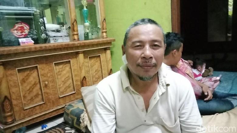 Selain Ditusuk, Abdul Juga Pernah Dipukul Pelaku Usai Salat Asar