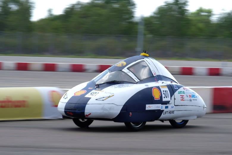 Shell Eco Marathon. Foto: Dok. Shell Indonesia