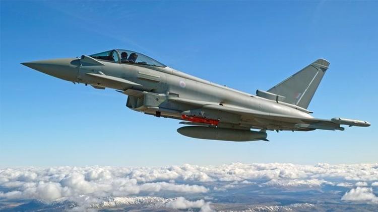 Ini Jet Eurofighter Typhoon yang Bikin Arab Saudi dan Amerika Sepakat