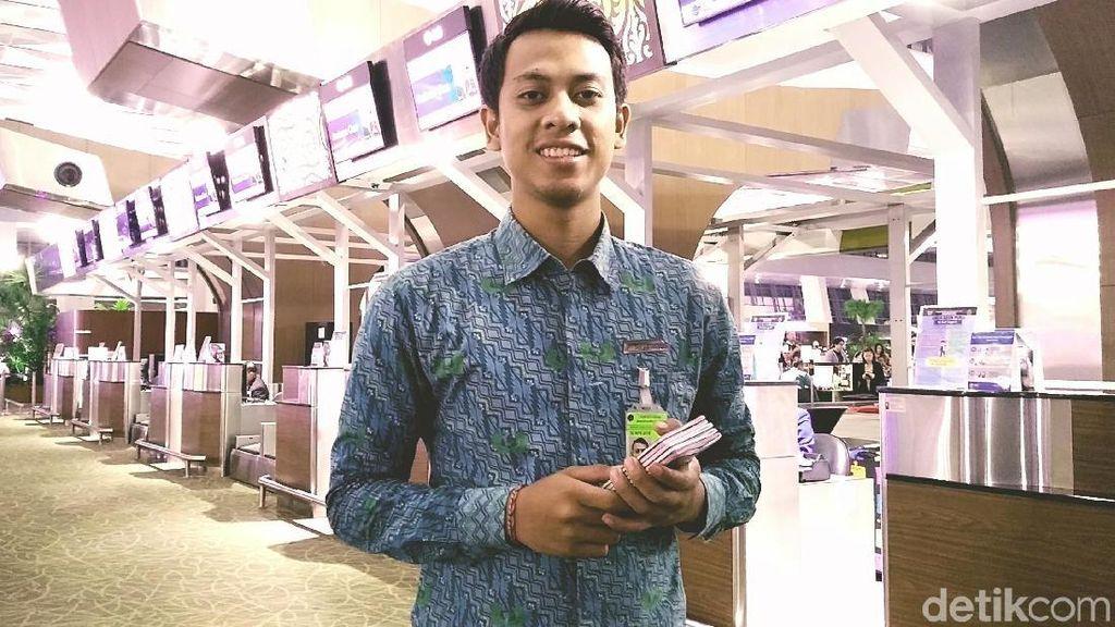 Menjajal Premium Service Garuda Indonesia