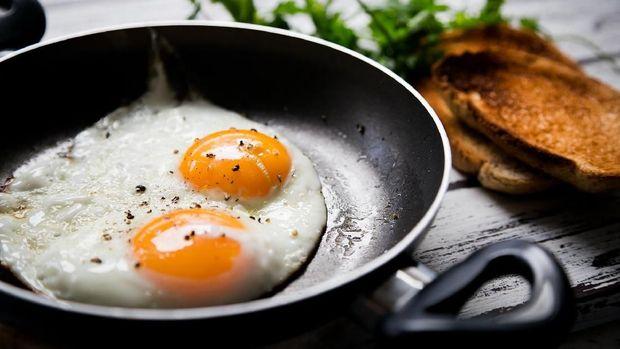 Sarapan dengan telur kaya manfaat kesehatan