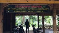 Masuk ke Hutan Ini, Dilarang Pakai Seragam Berpangkat