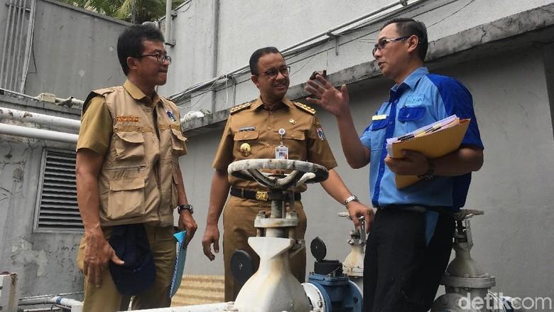 KPK Usul DKI Beri SP2 ke Gedung yang Belum Buat Sumur Resapan