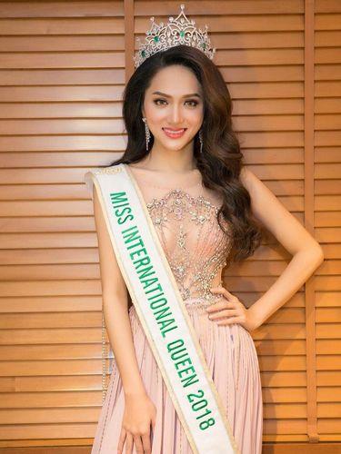 Nguyen Huong Giang, wanita transgender pemenang Miss International Queen 2018