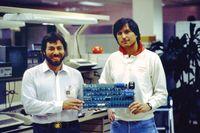 Steve Wozniak, Otak Apple yang 'Dimanfaatkan' Steve Jobs