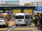 H-3 Lebaran, Arus Mudik di Tol Jakarta-Cikampek Lancar