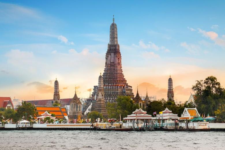 Liburan ke Bangkok Bukan Cuma Mimpi, Yuk Wujudkan Sekarang